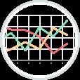 Das aktuelle Porfolio und alle Werte sind mit Real-Time-Kursen abgebildet