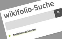 wikifolio Volltext-Suche