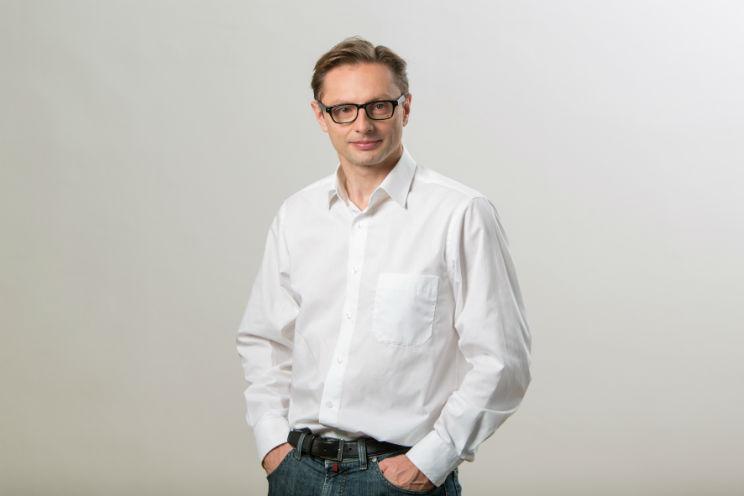 Andreas Kern, Gründer und CEO wikifolio.com