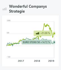 Wonderful Companys Strategie