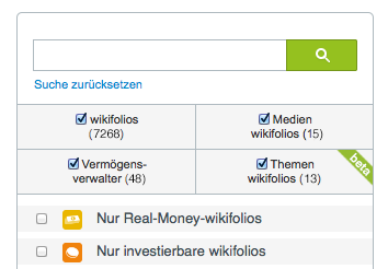 Themen-wikifolios