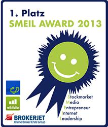 SMEIL AWARD 2013